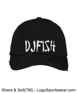 DJFish Hat Design Zoom